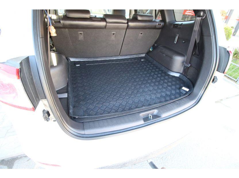 Rezaw-Plast Polyethylene Trunk Mat for Hyundai Santa Fe 7 seats 2006-2012 - 5