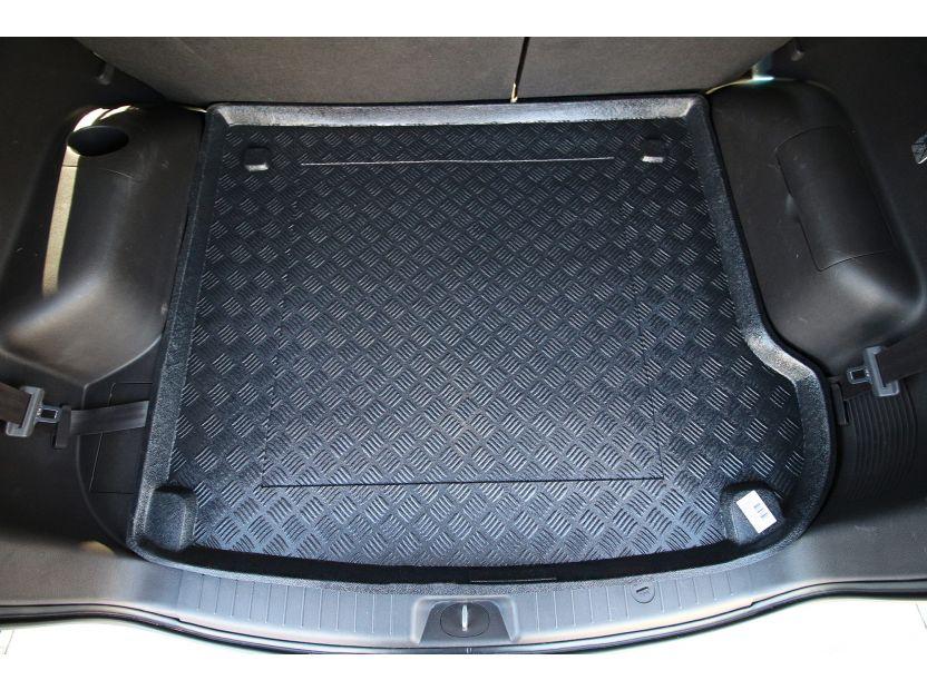 Rezaw-Plast Polyethylene Trunk Mat for Hyundai Santa Fe 7 seats 2006-2012 - 6