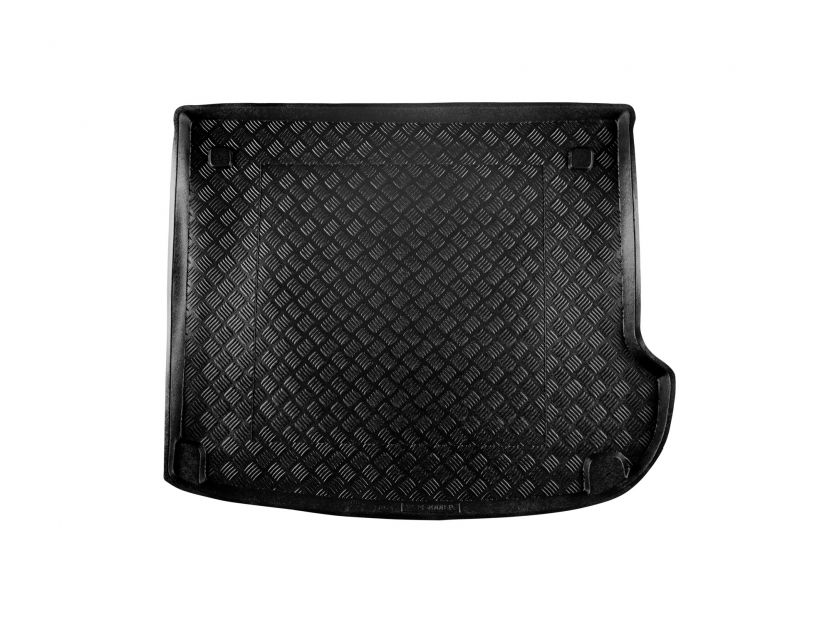Rezaw-Plast Polyethylene Trunk Mat for Hyundai Santa Fe 7 seats 2006-2012 - 1