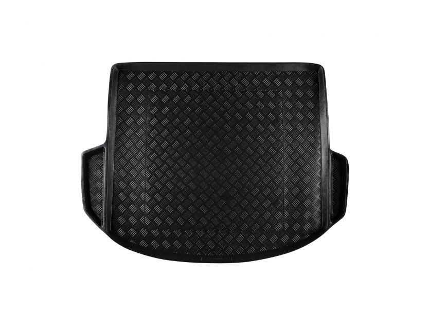 Rezaw-Plast Polyethylene Trunk Mat for Hyundai Santa Fe 5/7 seats after 2012 - 1